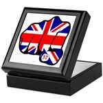 London Terror Attack Keepsake Box