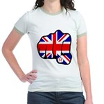 London Terror Attack Jr. Ringer T-Shirt