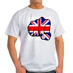 London Terror Attack Ash Grey T-Shirt