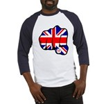 London Terror Attack Baseball Jersey