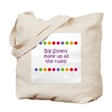 Big Sisters make up all the r Tote Bag