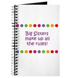 Big Sisters make up all the r Journal
