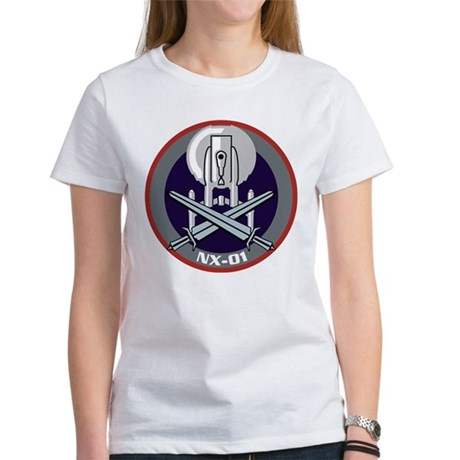 Enterprise NX-01 Women's T-Shirt