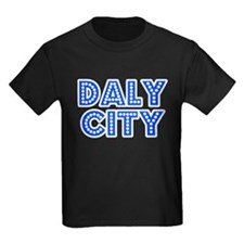 Retro Daly City (Blue) T