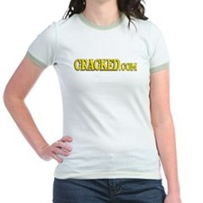 CRACKED.com Yellow T