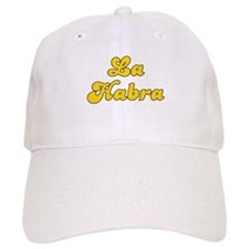 Retro La Habra (Gold) Baseball Cap