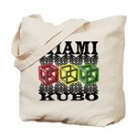 Tote Bag kubo miami tribal