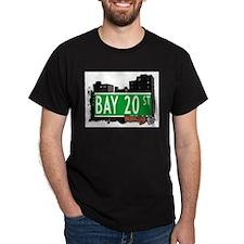 BAY 20 STREET, BROOKLYN, NYC T-Shirt