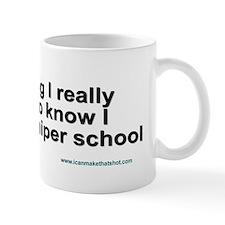 Sniper School Mug