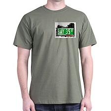 BAY 35 STREET, BROOKLYN, NYC T-Shirt