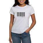 Programmer Barcode Women's T-Shirt