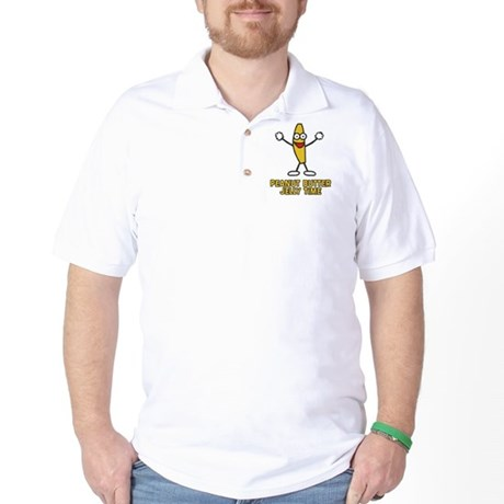 Peanut Butter Jelly Time Golf Shirt