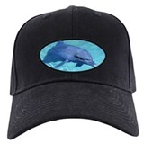 Serenity Dolphin Baseball Cap
