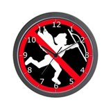No Chance Wall Clock