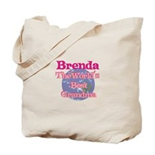 Brenda - Best Grandma in the Tote Bag