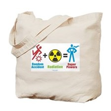 Super Powers Tote Bag