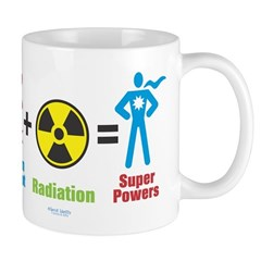 Super Powers Mug