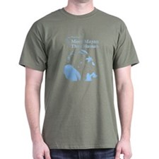 More Mayan Than Human - T-Shirt