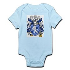 Dalton Family Crest Infant Creeper