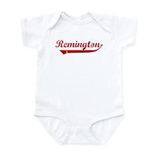 Remington (red vintage) Onesie