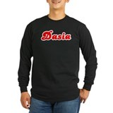 Retro Dasia (Red) T