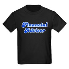Retro Financial a.. (Blue) T