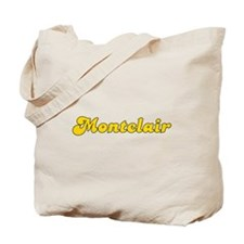 Retro Montclair (Gold) Tote Bag
