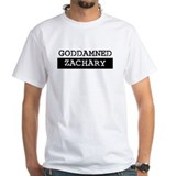 GODDAMNED ZACHARY Shirt