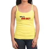 Who Is John Galt? Ladies Top