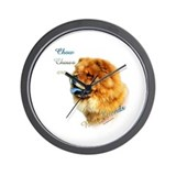 Chow Best Friend 1 Wall Clock