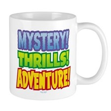 Mystery! Thrills! Adventure! Mug