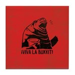 Viva la Bukkit! lolrus revolution Tile Coaster