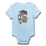 "Carroll ""I've Believed"" Onesie"