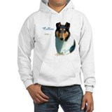 Collie(smooth) Best Friend 1 Hoodie