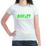 Oakley Faded (Green) T