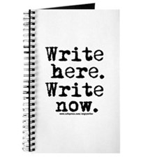 Write Here Journal