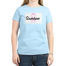 Survivor pink ribbon T-Shirt