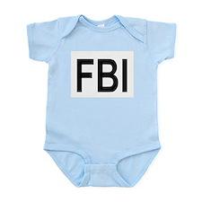 FBI Infant Creeper