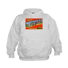 Nashville Tennessee Greetings Hoodie