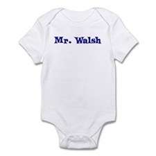 Mr. Walsh Infant Bodysuit