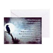 Unique Spellcasting Greeting Cards (Pk of 10)