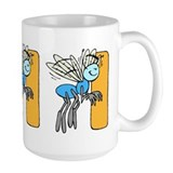 I is for Insect Mug
