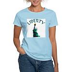 Liberty Women's Pink T-Shirt