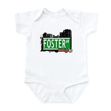 FOSTER AV, BROOKLYN, NYC Infant Bodysuit