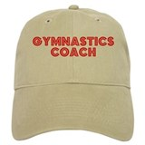 Retro Gymnastics .. (Red) Baseball Cap