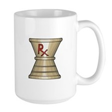 Pharmacy Trophy Mug