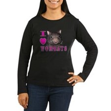 I Love ( Heart ) Wombats T-Shirt