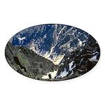 Katahdin's Great Basin Oval Sticker (10 pk)