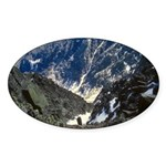 Katahdin's Great Basin Oval Sticker