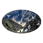 Katahdin's Great Basin Oval Sticker